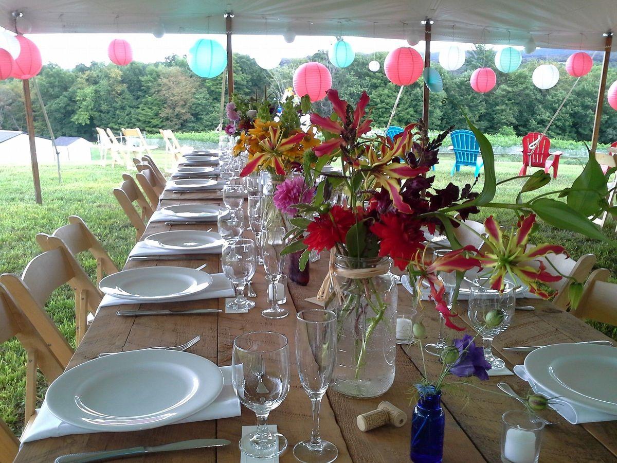 Hudson Chatham Winery Venue Ghent Ny Weddingwire