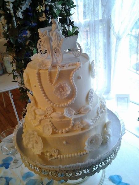 Honeypie Bakery Huntsville Al Wedding Cake