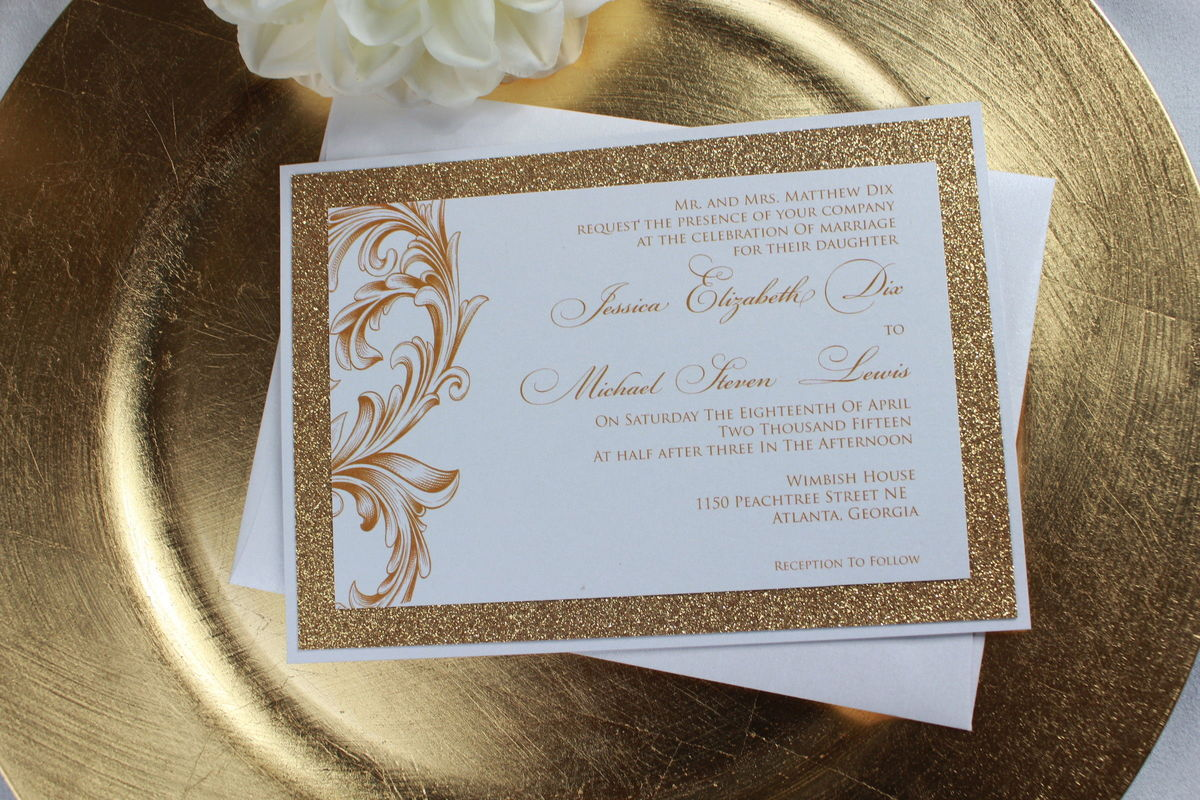 Fort Lauderdale Wedding Invitations