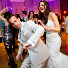 220x220 sq 1427395621740 bride and groom dancing