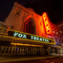 The Fabulous Fox Theatre