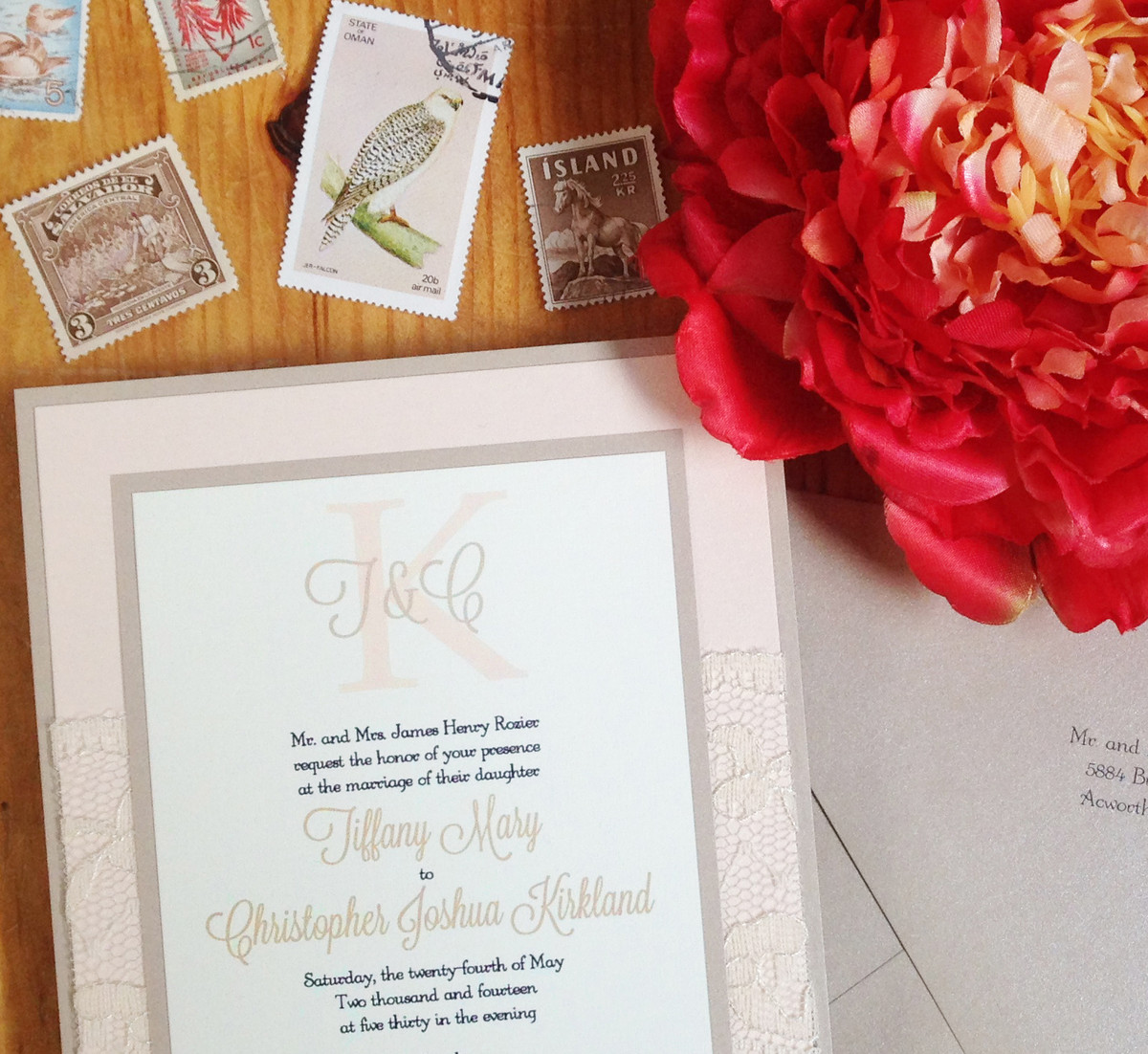 Zula Bell: Custom Invitations & Letterpress - Invitations - Portland ...