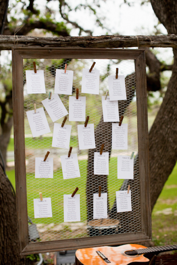 Unique Seating Chart Displays Wedding Invitations Photos