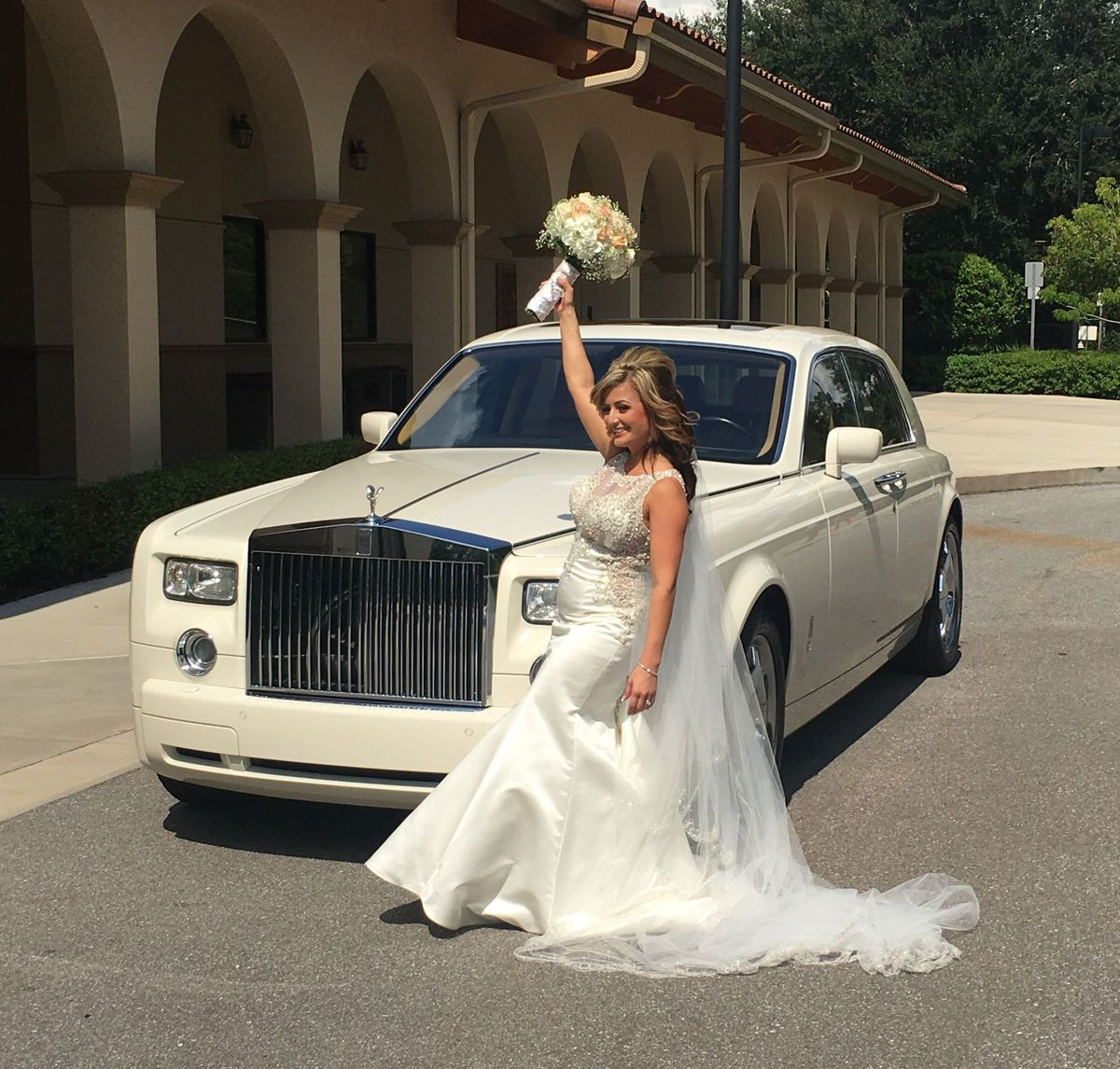 Orlando wedding limos reviews for 45 limos orlando wedding cars junglespirit Image collections