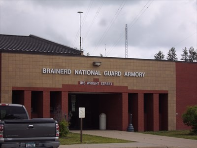 Brainerd National Guard Armory