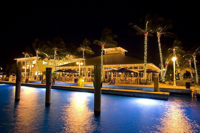 sailfish marina resort - venue