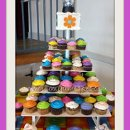 130x130 sq 1312147842470 02.discothemeweddingcupcakestree