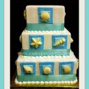 130x130 sq 1312148271892 08.frameseashellsweddingcake