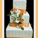 130x130 sq 1312148333329 09.peachfondantweddingcake