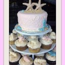 130x130 sq 1312149152298 22.smallbeachweddingcupcaketree