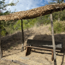 220x220 sq 1374700201354 magc 207 1011 thatch roof bench
