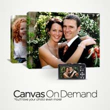 Canvas On Demand photo