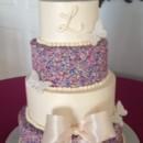 130x130 sq 1427828736095 brandis wedding cake 2