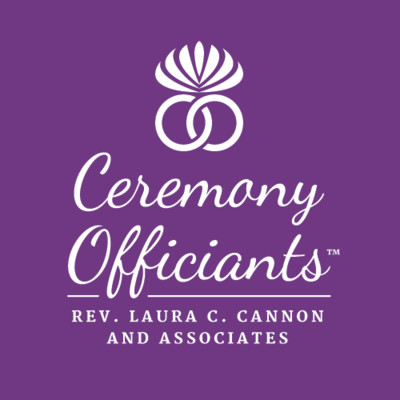 Ceremony Officiants™ - Rev. Laura C. Cannon & Associates