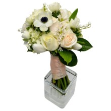 220x220 sq 1432058002885 white bouquet6181