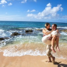 220x220 sq 1477148245140 a hawaii wedding