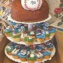 130x130 sq 1342368141566 multisportstieredcupcakes