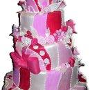 130x130 sq 1342372299466 pinkredcake101606
