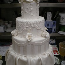220x220 sq 1329060546948 buddy2weddingcake2