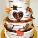 130x130 sq 1408552765859 lg0c1c09fall wedding cake