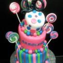 130x130 sq 1408565496499 lolipop cake