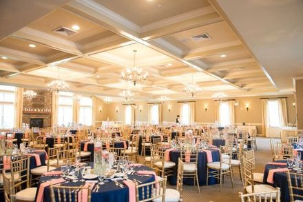 Spotlight Wedding Venues Near Bloomsburg Sand Springs Country Club