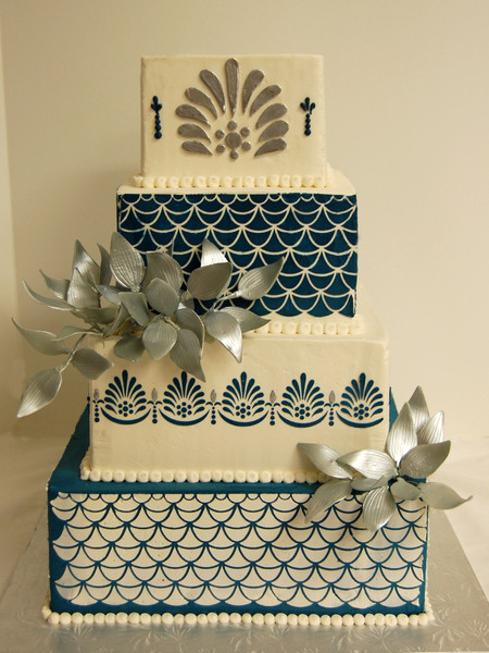 Cake Art Studio - Paoli, PA Wedding Cake