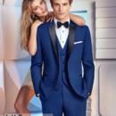 130x130 sq 1486148975657 cobalt blue tuxedo by ike behar
