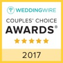 130x130 sq 1486149192107 wedding wire couples choice award 2017
