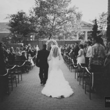 220x220 sq 1404926575800 5 outdoor ceremony