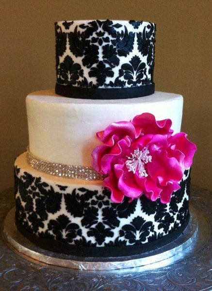 icing on the top tulsa ok wedding cake