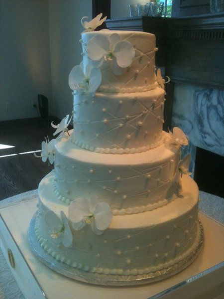 wedding cake bakeries in tulsa oklahoma icing on the top tulsa ok wedding cake 21866