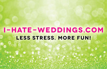 220x220 1467747699055 i hate weddings.com central nj wedding discounts