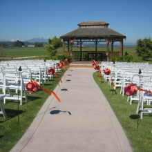 220x220 sq 1430435171608 outdoor ceremony