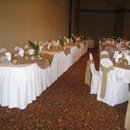 130x130 sq 1220372948116 e receptionheadtable toppers