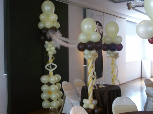 photo 37 of Balloons 'N Blooms