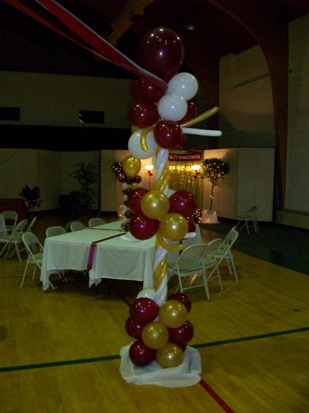 photo 61 of Balloons 'N Blooms