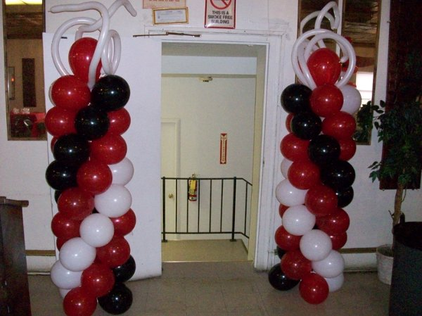 photo 91 of Balloons 'N Blooms