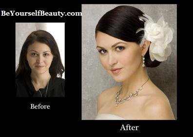 photo 7 of BeYourselfBeauty.com  * On Location Makeup & Hair Services * Nancy Hathaway-Hopowiec