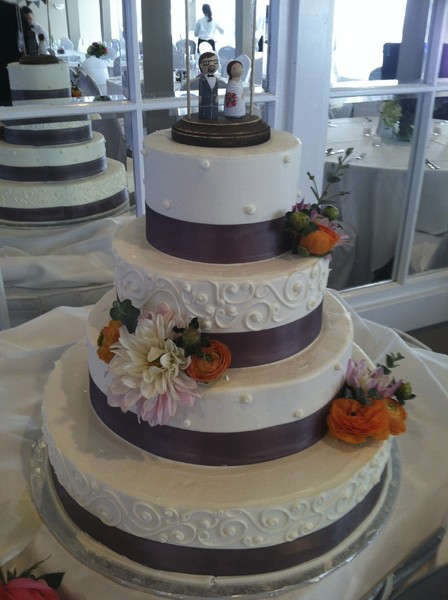chocolate carousel wedding cakes chocolate carousel wall nj wedding cake 12692