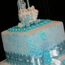 130x130 sq 1238347770533 bluebabyshowercake004