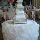 130x130 sq 1335724393129 claudiaandgeoweddingcake024