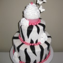 130x130 sq 1374787351327 birthday cake for an special violinist girl.. 011