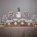 130x130 sq 1399416019825 christine and jeff wedding cup cake tower 02