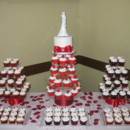 130x130 sq 1399418167381 jannel cup cake tower april 26 14 02