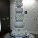 130x130 sq 1430025021843 maribel and robert wedding cake 012