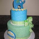 130x130 sq 1432191412157 candace and matt wedding cake 015