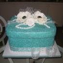 130x130 sq 1432192265592 baby shower cake and tiffany box 011