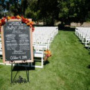 130x130 sq 1471386263931 hans   ceremony chairs with chalk board