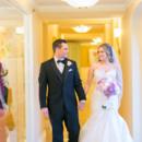 130x130 sq 1431374472511 kristen tim wedding bride and groom 0043